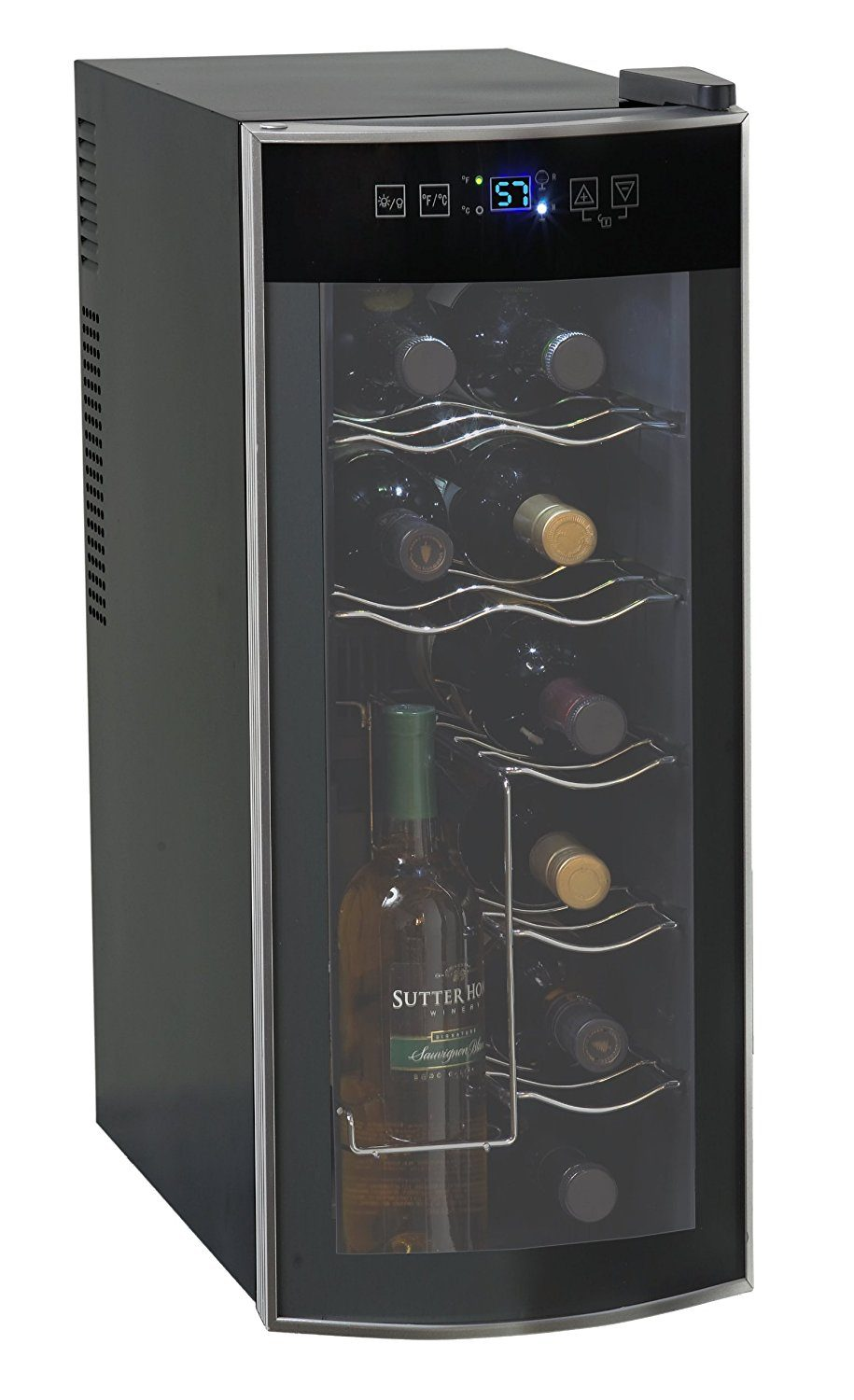 Avanti 12 Bottle Thermoelectric Wine Cooler review