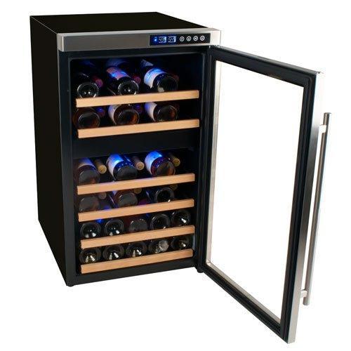 Edgestar 34 Bottle Wine Cooler Review